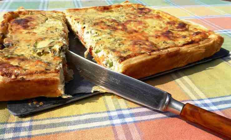 ateau di patate vegetarian