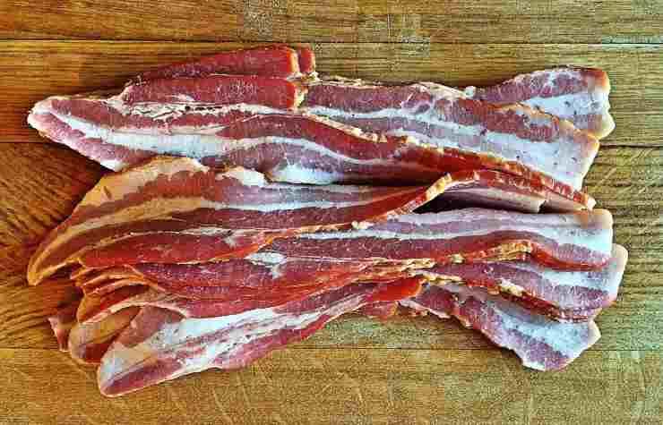 bacon croccante