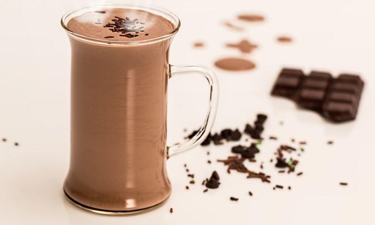 Cioccolata calda in casa
