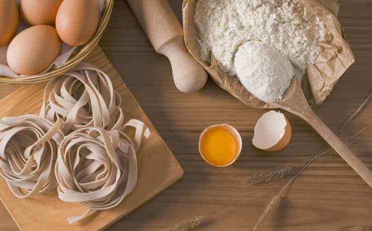 ricetta pasqua pasta fresca