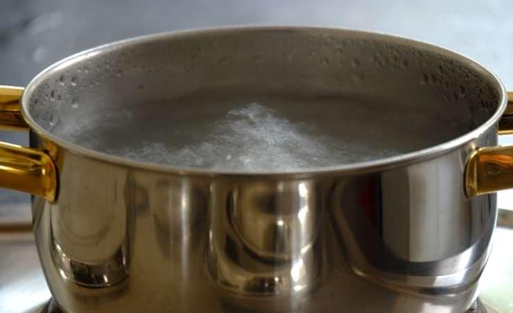 Sale cottura pasta