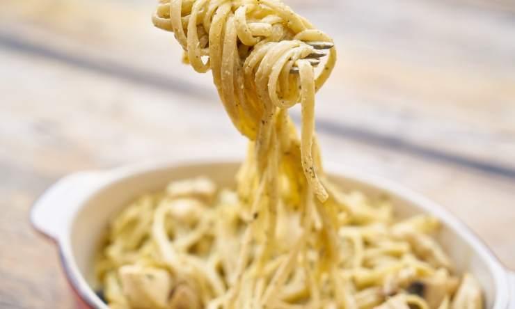 spaghetti alla 'poveriello'