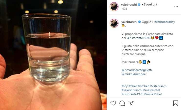Carbonara bere Calerio Braschi
