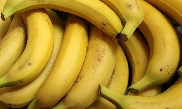 Banane evitare anneriscano