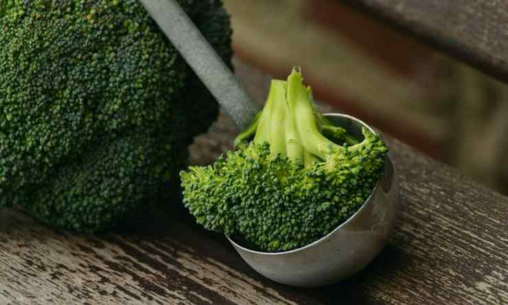 verdure anneriscono