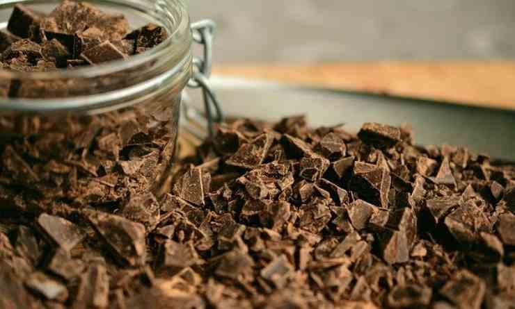 liquore cioccolato ricetta