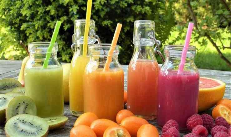 Frullato frutta vegano