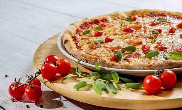 impasto pizza teglia