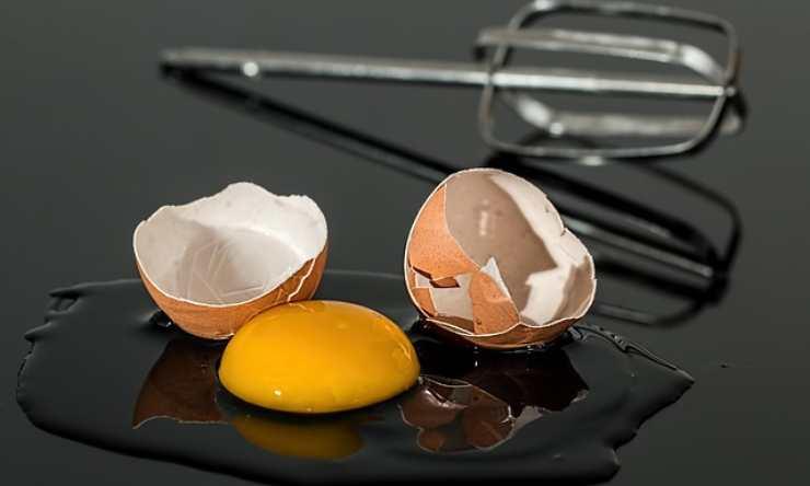 odoro uova eliminare