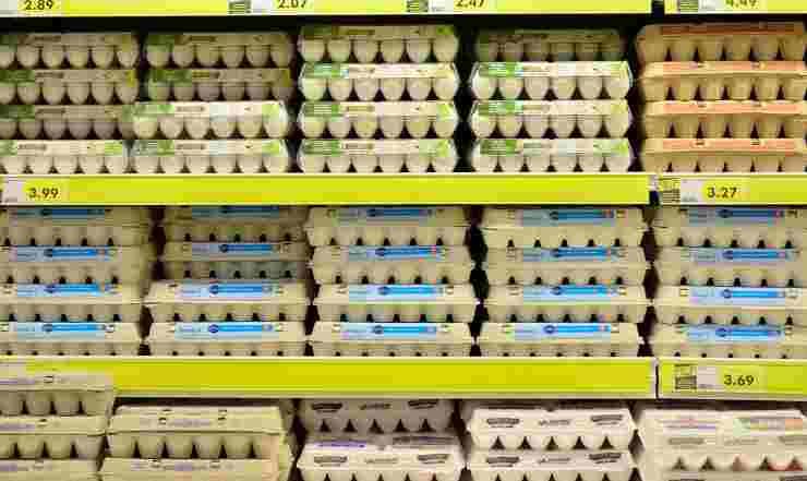 le uova si conservano in frigo