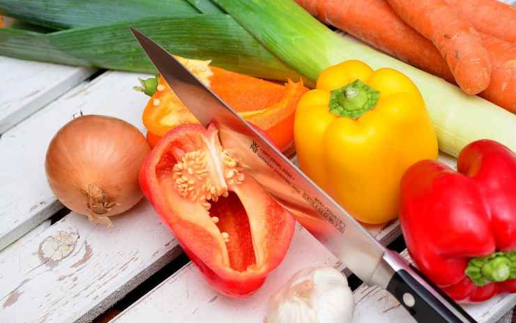 insaporire le verdure