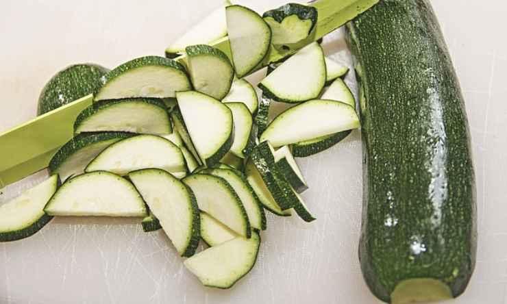 pasta zucchine ingredienti