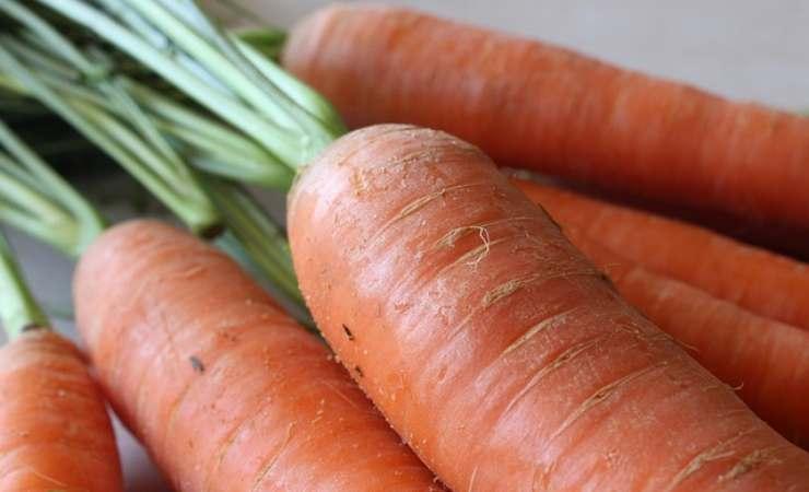 Mai fatto carote così
