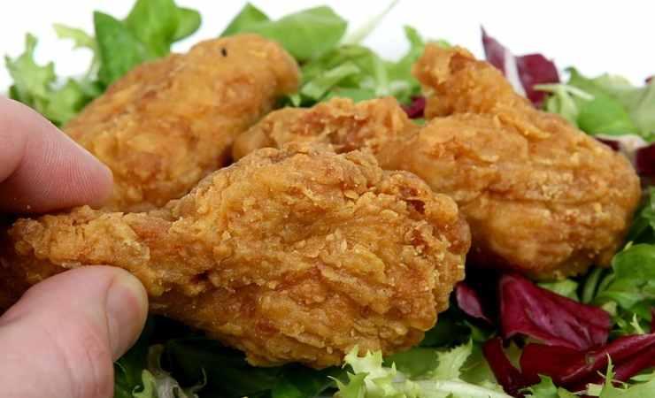 Cosce di pollo forno