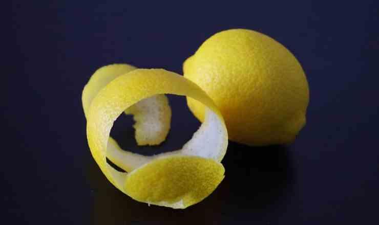 buccia limone