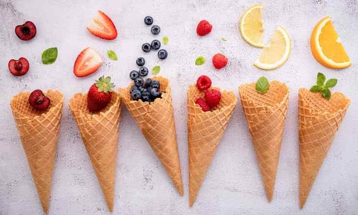 Cialde gelato