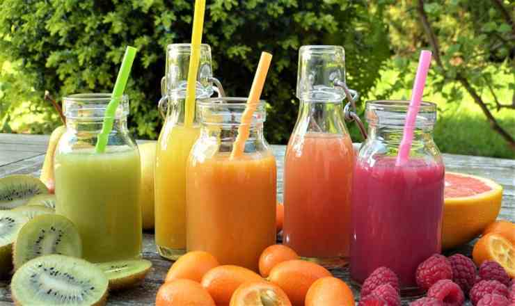 succo di frutta casa