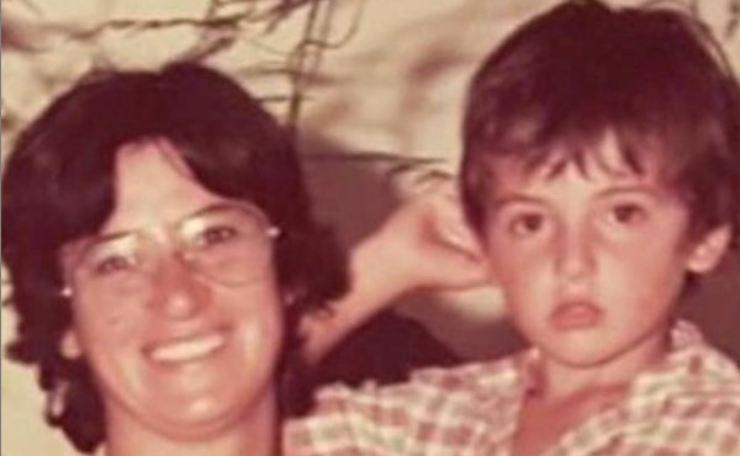 Antonino cANnavacciuolo mamma