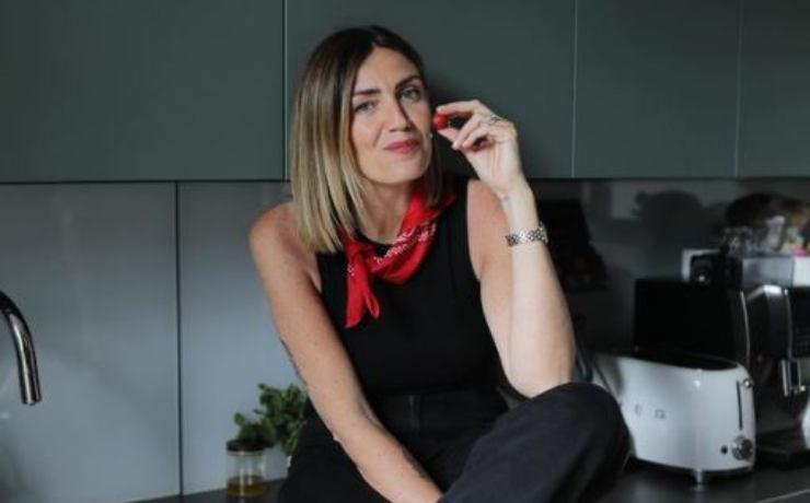 Chiara Maci in vacanza