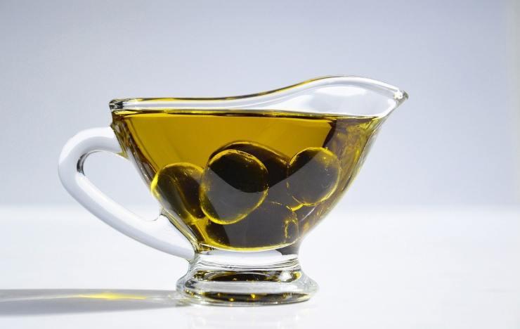 conservare l'olio extravergine d'oliva
