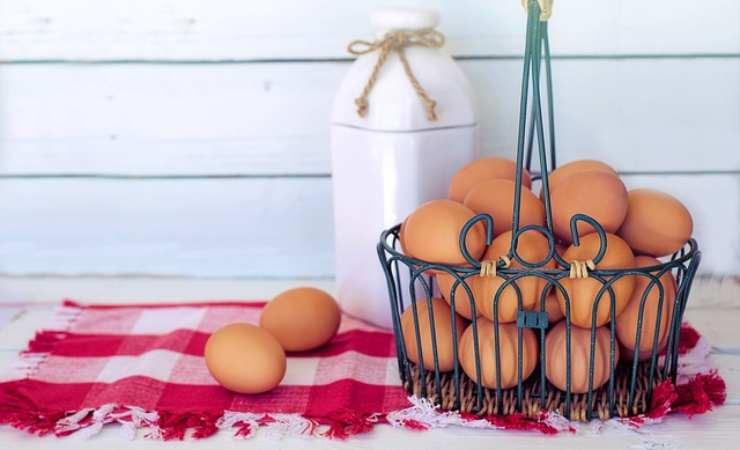 Non semplici uova strapazzate