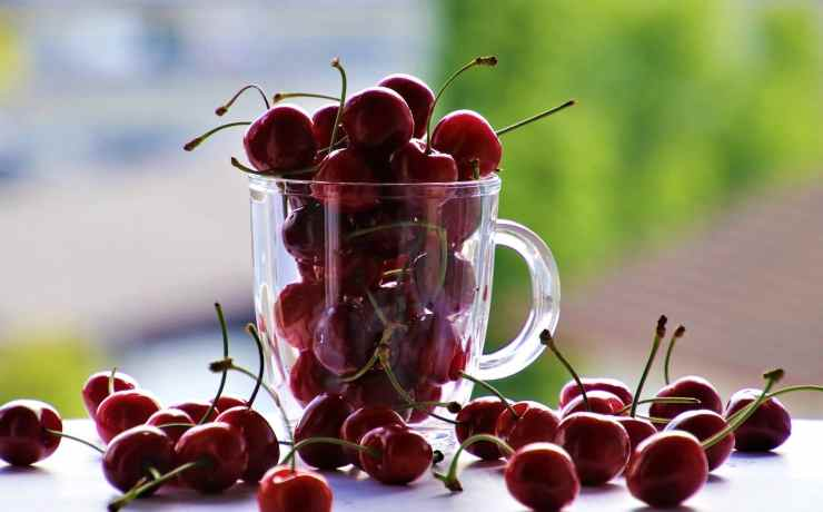 noccioli di ciliegie
