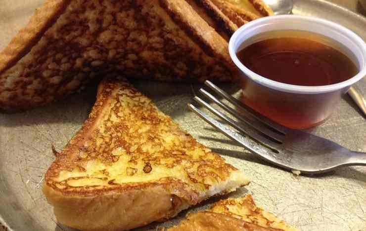 french toast light