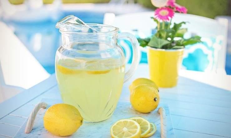 Limonata ingrediente