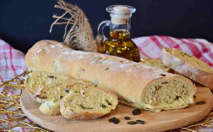 bastoncini di pane
