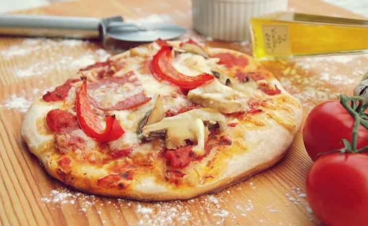 Pizzette senza livetiazione