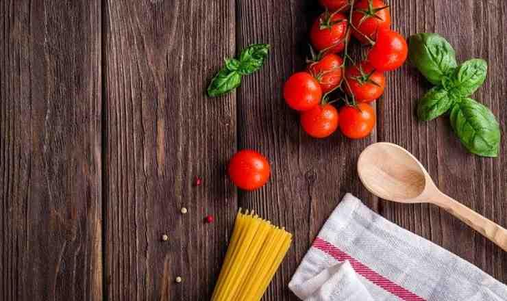 pasta pomodorini ingrediente
