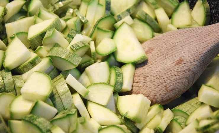 Riso tonno zucchine