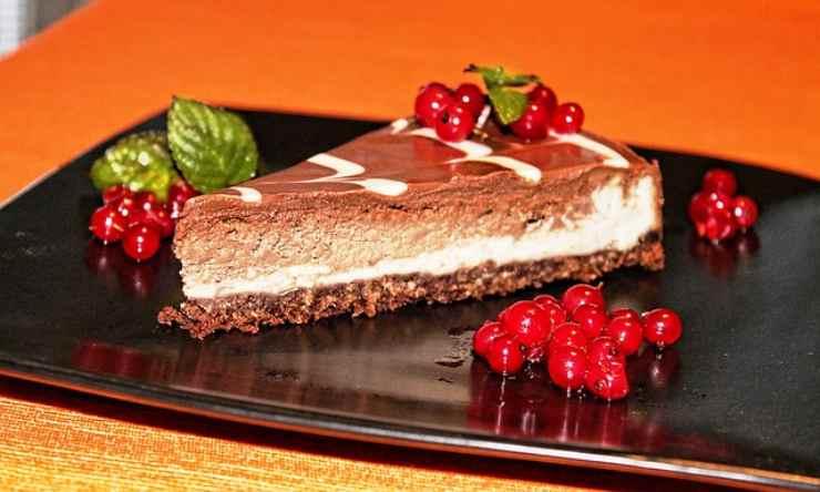 crema light cheesecake