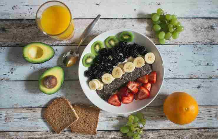 errori colazione