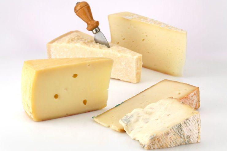 conservare formaggio