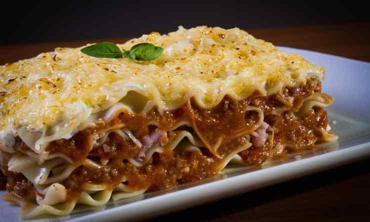 strati lasagna