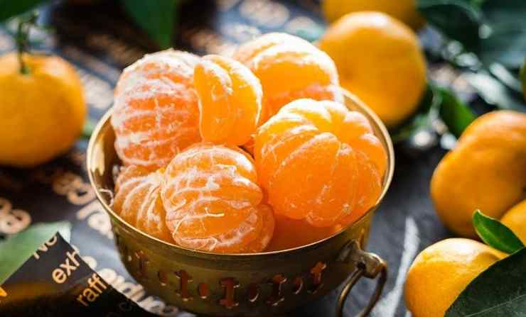 mandarini delizia