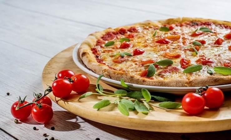 pizza lievitare