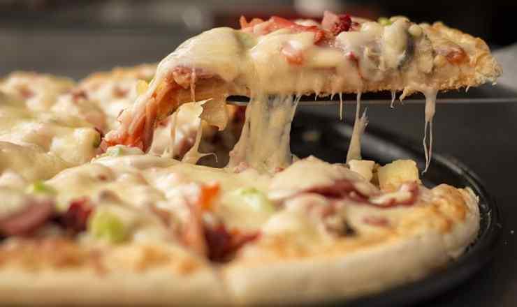 pizza ingrediente