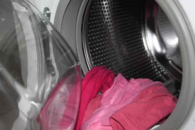 aceto lavatrice