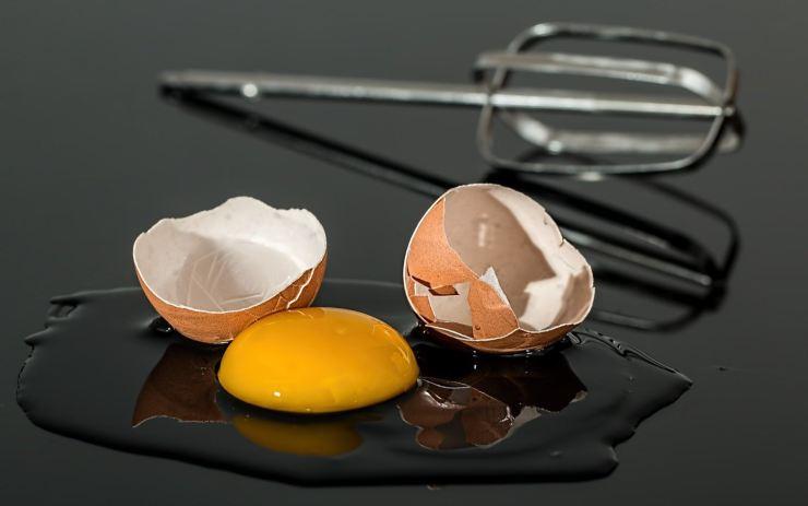 uovo funghi