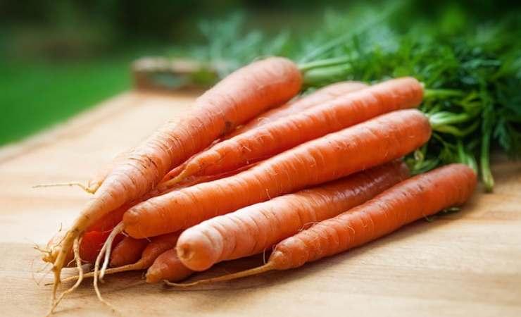 Non sai come usare carote