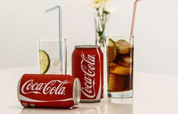 Coca cola usala così