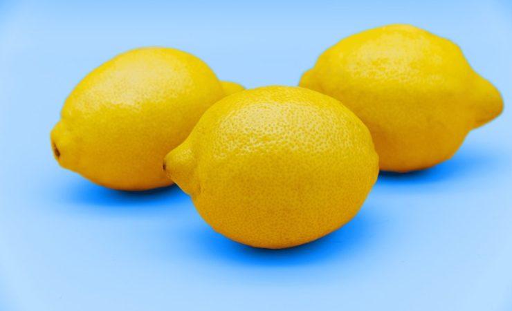 Torta limone senza forno