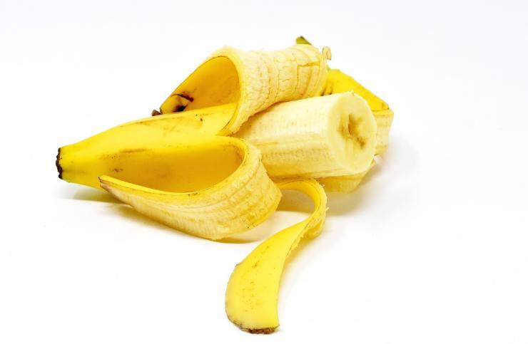 filamenti delle banane
