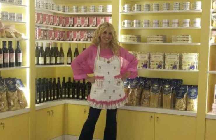 Antonella Clerici ristorante
