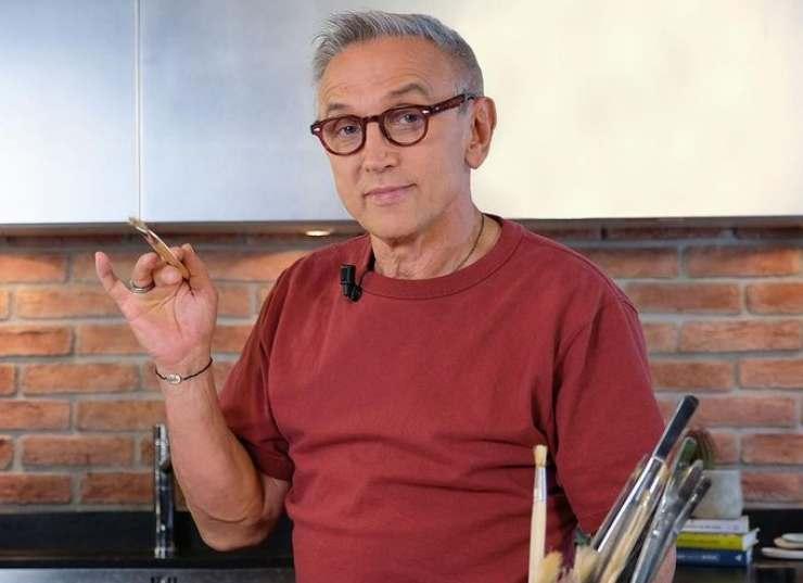 Bruno Barbieri retroscena
