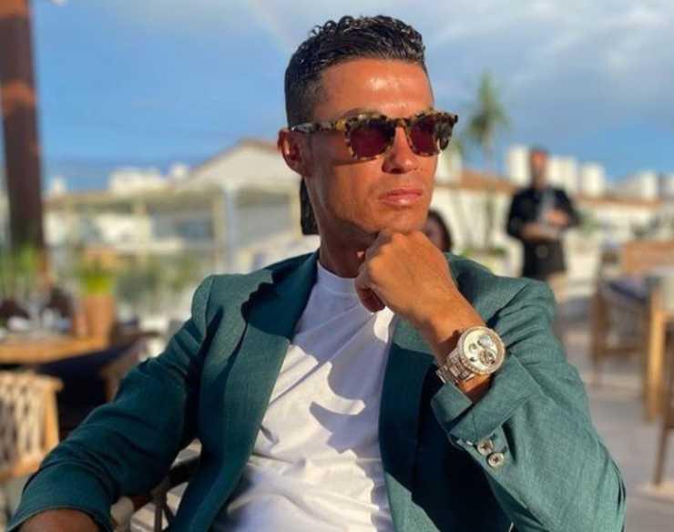 cosa mangia Cristiano Ronaldo
