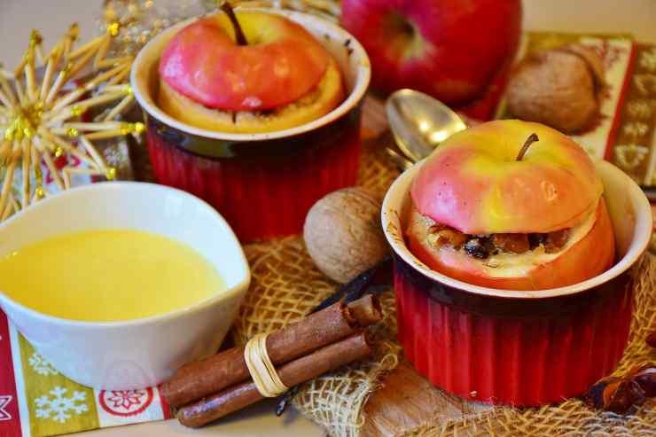dessert mela