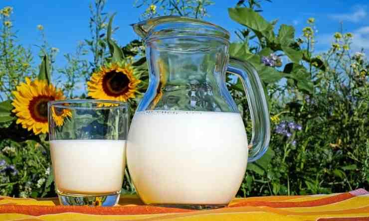 latte frigo